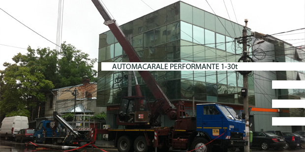 Automacarale Performante 1-30T